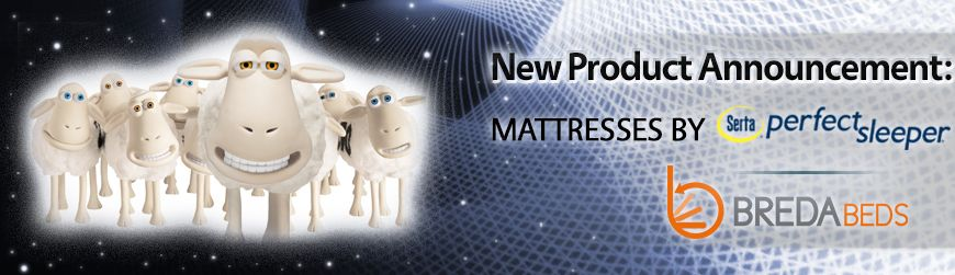 New product announcement: Mattresses